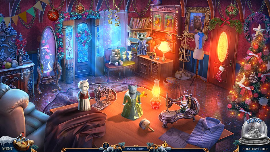 Christmas Stories - The Gift of the Magi Collector's Edition - GameHouse Holiday Feature