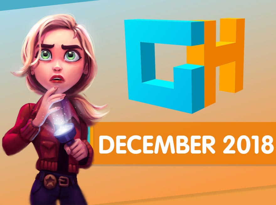 Celebrate Winter with the GameHouse December Monthly Recap!