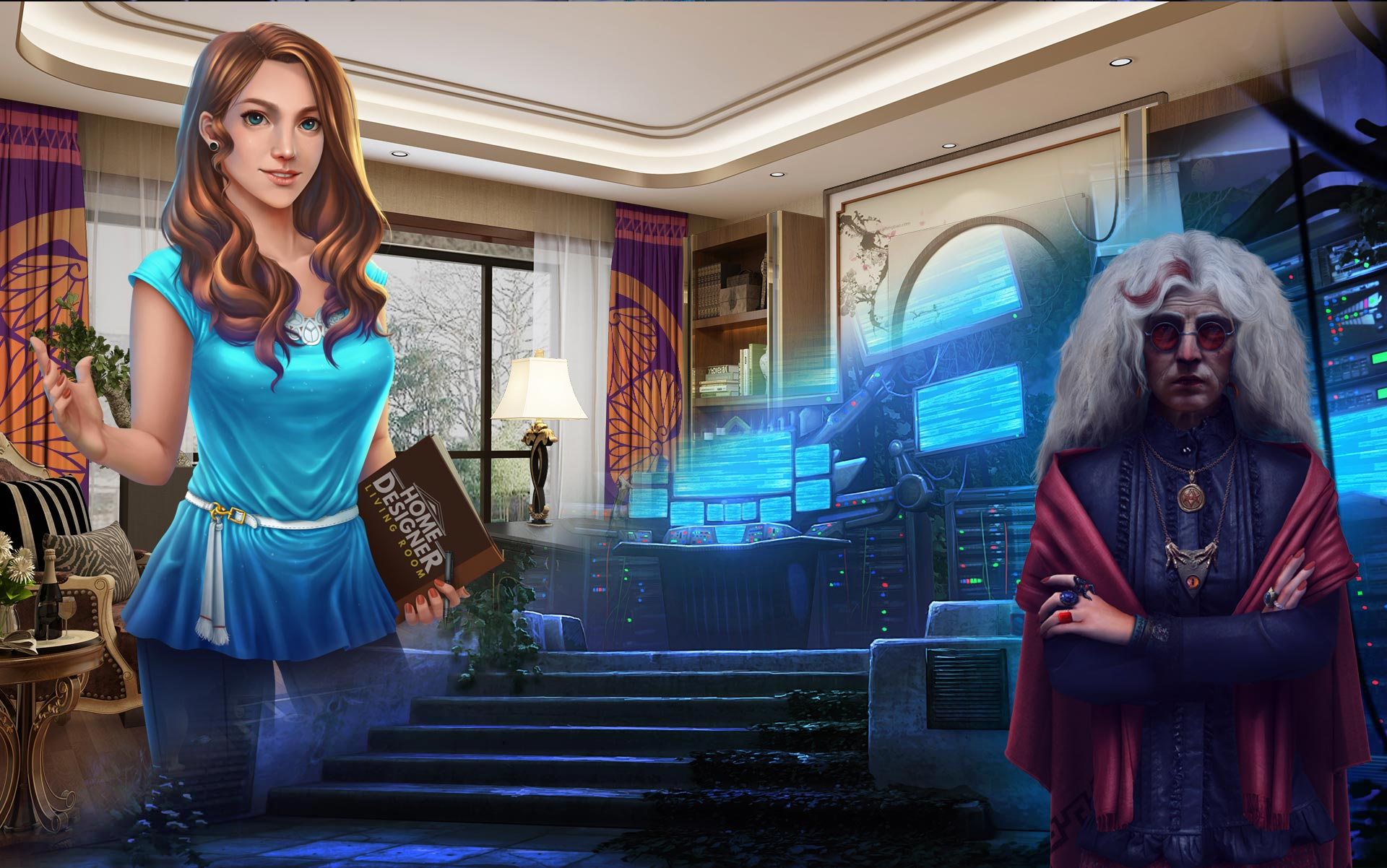 3 Hidden Object Games You'll Feel Right at Home With - GameHouse
