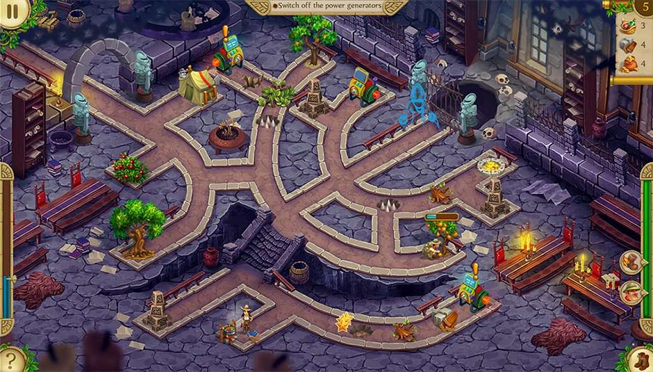 Alicia Quatermain 3 - Mystery of the Flaming Gold Collector's Edition - GameHouse