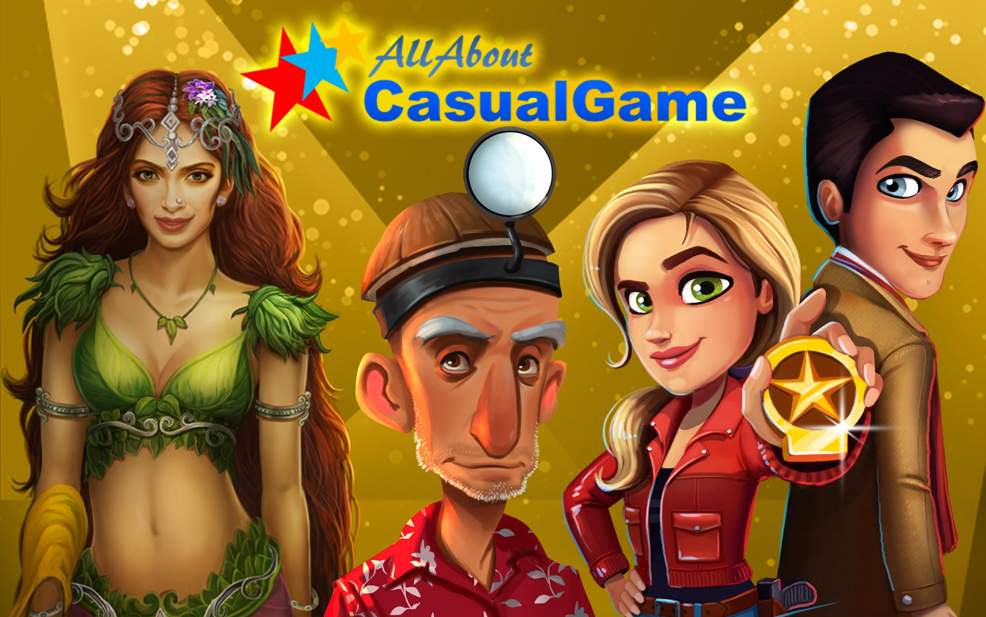 All About Casual Game - Best of the Year Winners - GameHouse