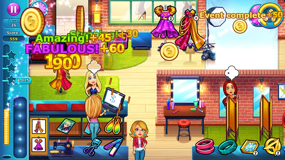 Fabulous - Angela's True Colors Collector's Edition - Level 26