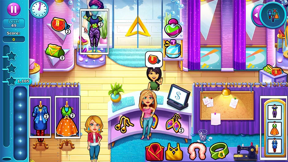 Fabulous - Angela's True Colors Collector's Edition - Level 49