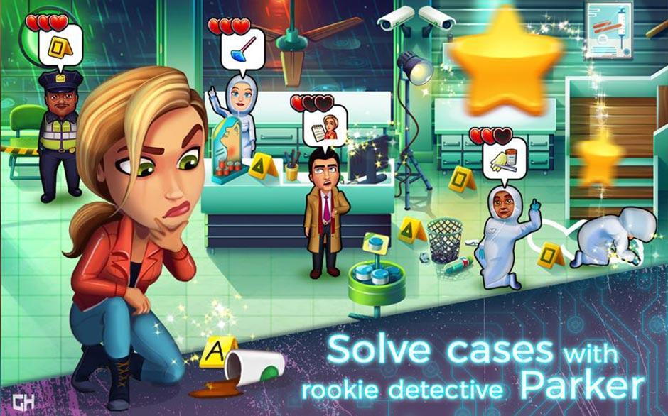 Parker & Lane - Criminal Justice Collector's Edition