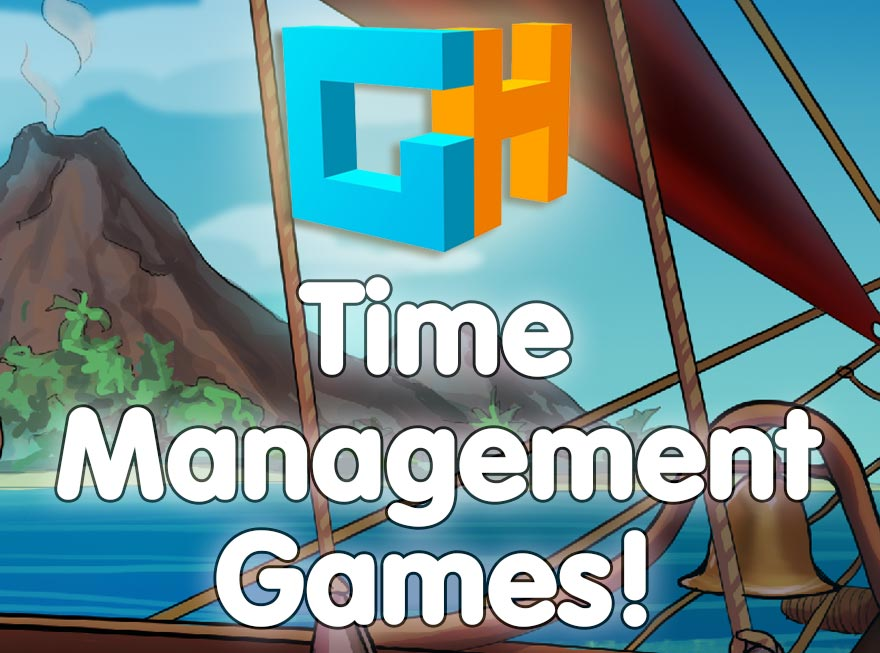 3 Time Management Games to Make Time for Right Now