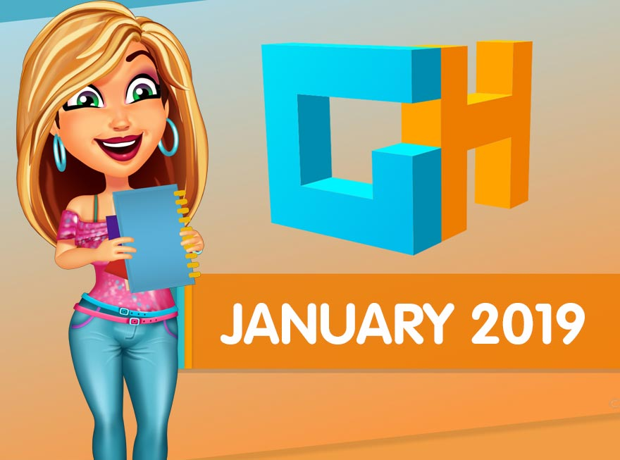 Chill Out with the Best New Games in the January Monthly Recap!