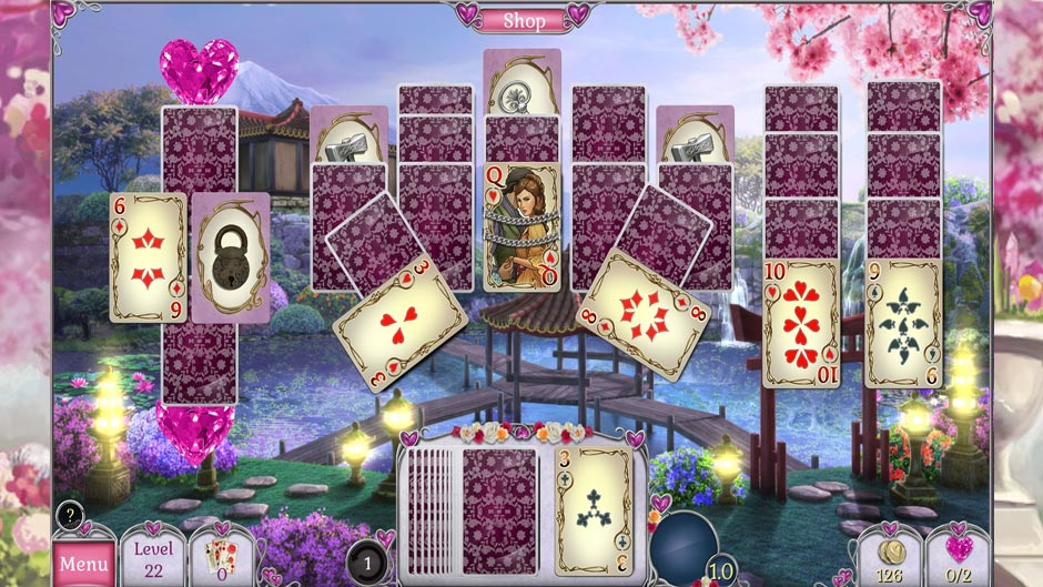 Jewel Match Solitaire - L'Amour