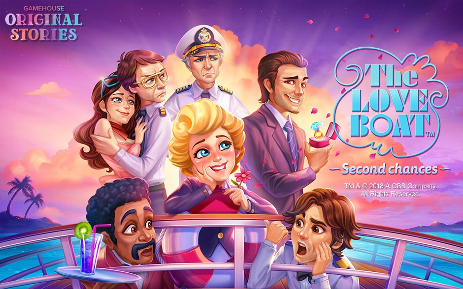 The Love Boat - Second Chances Collector's Edition - GameHouse