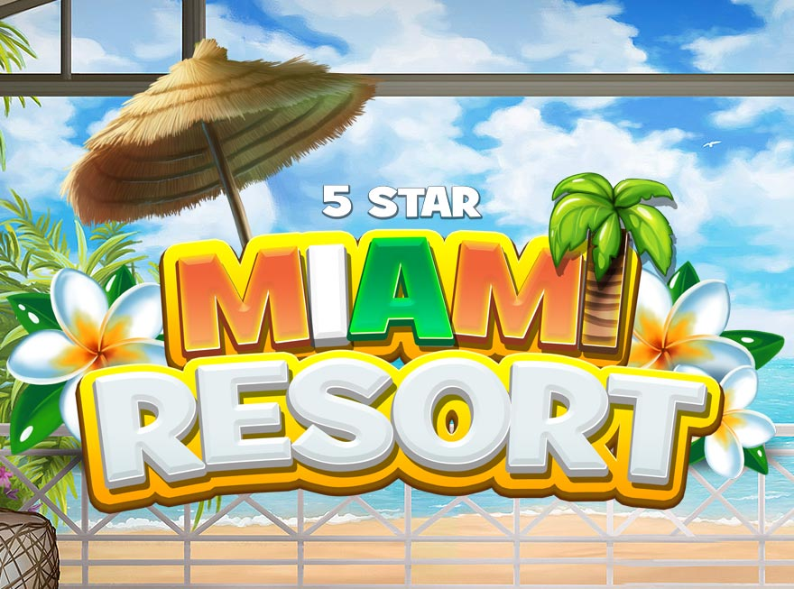 GameHouse Premiere! Become a Hotel Tycoon in 5 Star Miami Resort