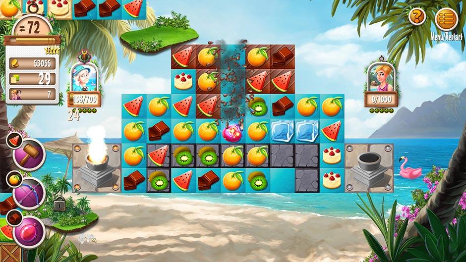 5 Star Miami Resort - GameHouse Premiere Exclusive - screenshot_02