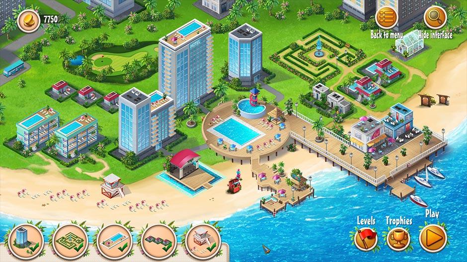 5 Star Miami Resort - GameHouse Premiere Exclusive - screenshot_03