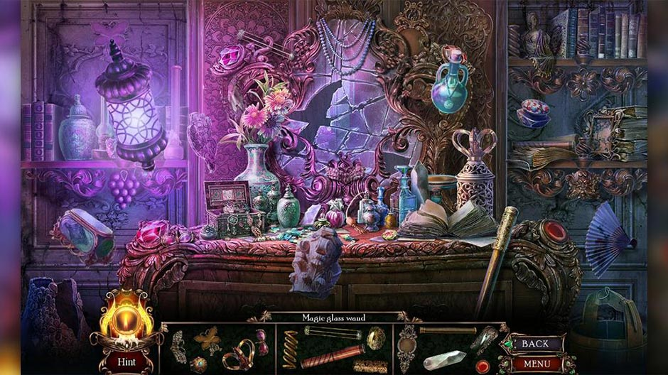 Dark Parables - Requiem for the Forgotten Shadow Collector's Edition - GameHouse Big Fish Games