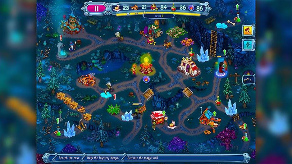 Incredible Dracula - The Ice Kingdom - GameHouse
