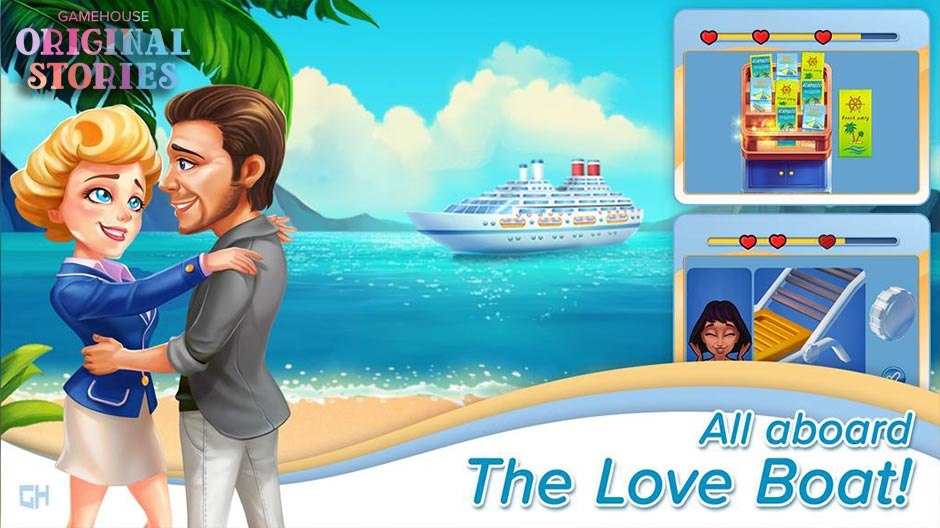 The Love Boat - Second Chances Collector's Edition - GameHouse Original Stories