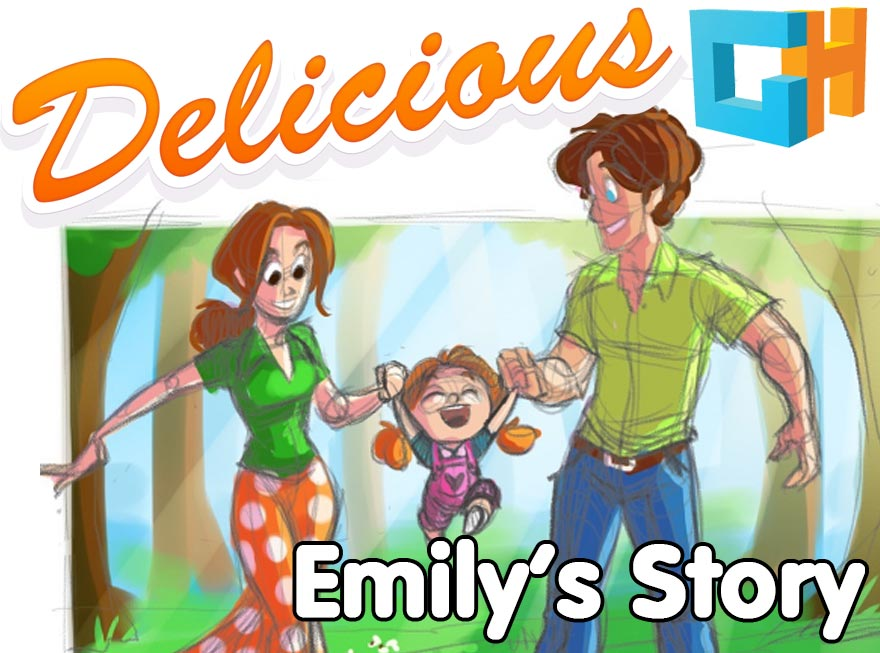 Emily's Story – Over a Decade of Delicious Games