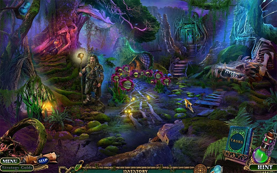 Enchanted Kingdom - A Dark Seed Collector's Edition - GameHouse