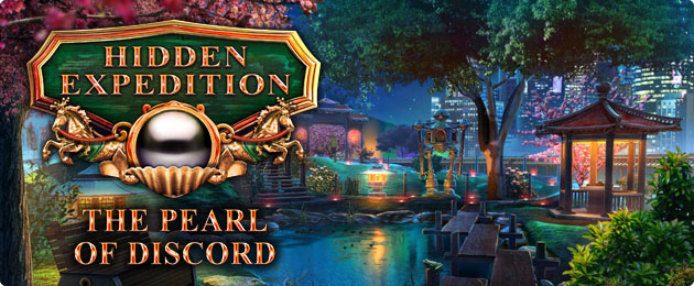 Hidden Expedition - The Pearl of Discord Collector's Edition
