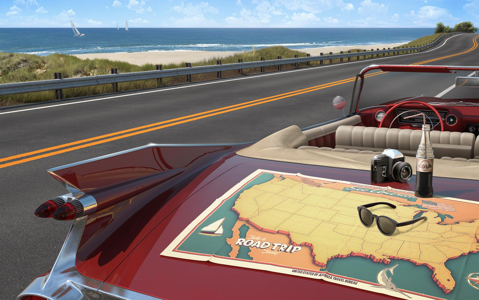 Time for a Road Trip! 5 Travel Games for Sightseers