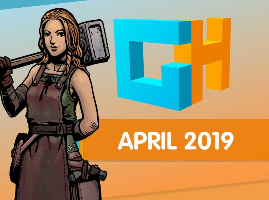 GameHouse Monthly Recap – Introducing April's Top Games