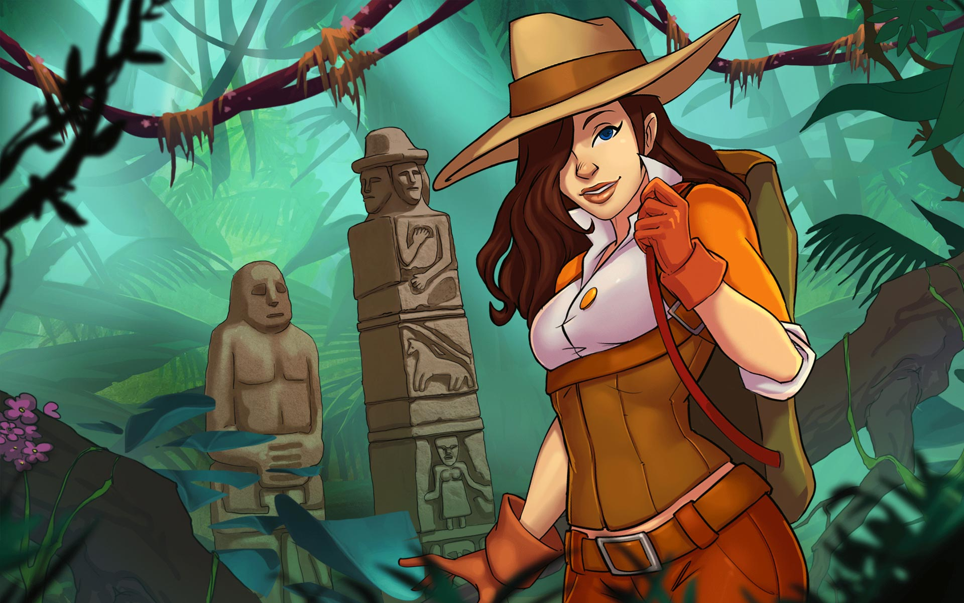 Alicia Quatermain 4 - Da Vinci and the Time Machine Collector's Edition - GameHouse Premiere Exclusive