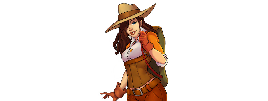 Alicia Quatermain 4 - Da Vinci and the Time Machine Collector's Edition - Official Art - GameHouse Premiere Exclusive
