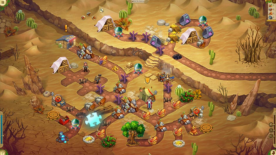 Alicia Quatermain 4 - Da Vinci and the Time Machine - Level 17 Puzzle Piece Location