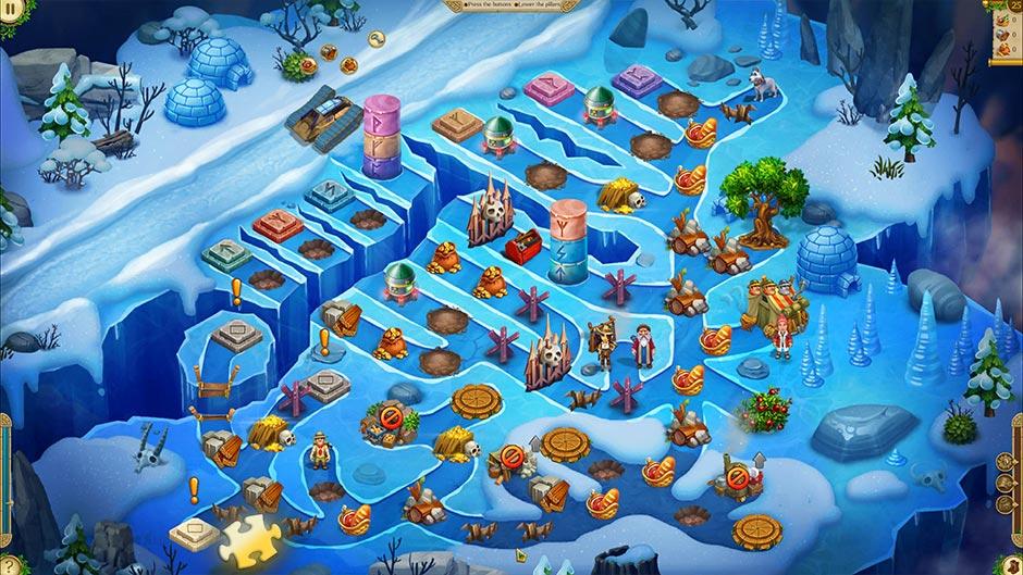 Alicia Quatermain 4 - Da Vinci and the Time Machine - Level 25 Puzzle Piece Location