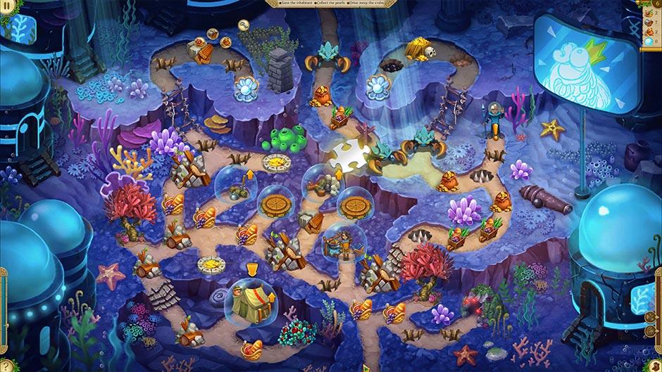 Alicia Quatermain 4 - Da Vinci and the Time Machine - Level 6 Puzzle Piece Location