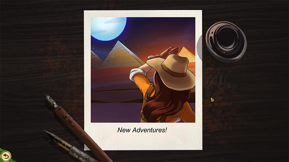 Alicia Quatermain 4 - Da Vinci and the Time Machine - Puzzle Solution - New Adventures