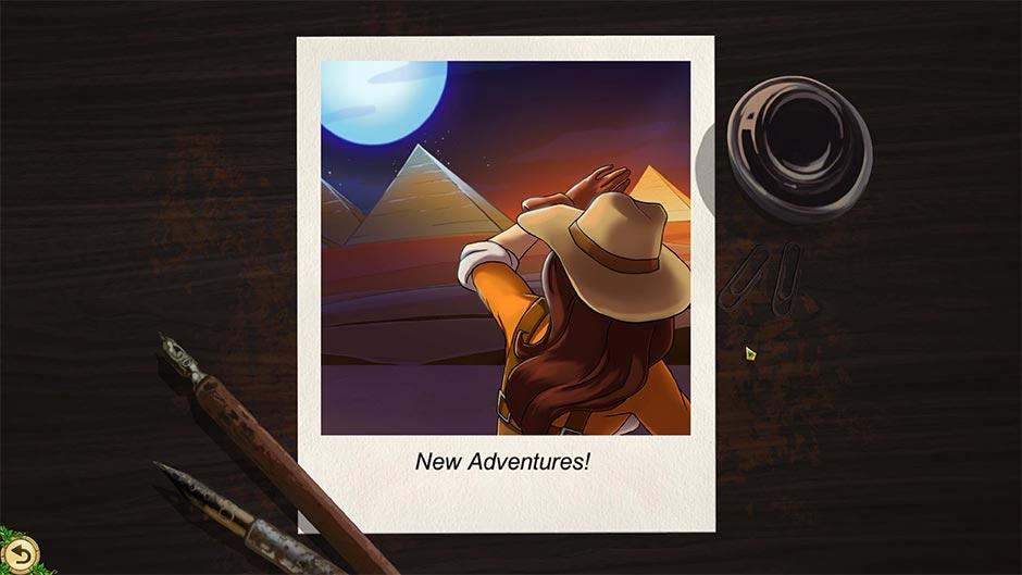 Alicia Quatermain 4 - Da Vinci and the Time Machine - Puzzle Solution - New Adventures