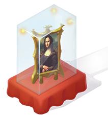 Alicia Quatermain 4 - Da Vinci and the Time Machine Trophies - Island 6
