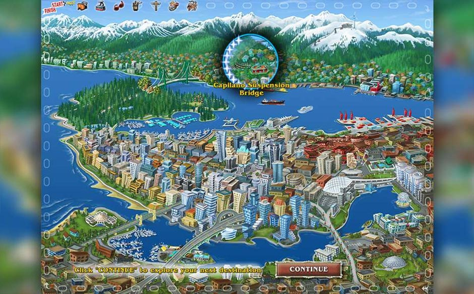 Big City Adventure - Vancouver - GameHouse