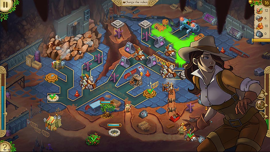 Coming Soon! Alicia Quatermain 4 - Da Vinci and the Time Machine Collector's Edition - GameHouse Premiere Exclusive