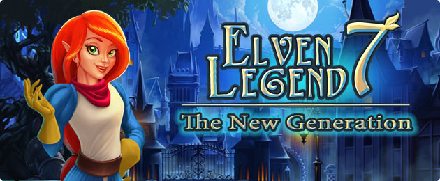 Elven Legend 7 - The New Generation Collector's Edition