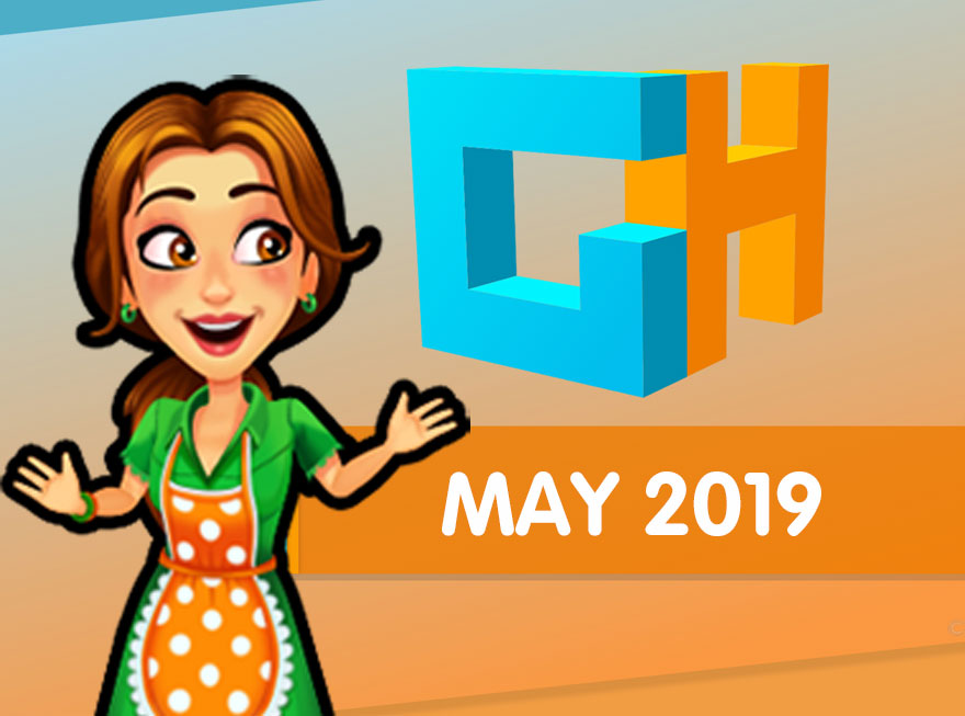 GameHouse Monthly Recap – May's Delicious New Games