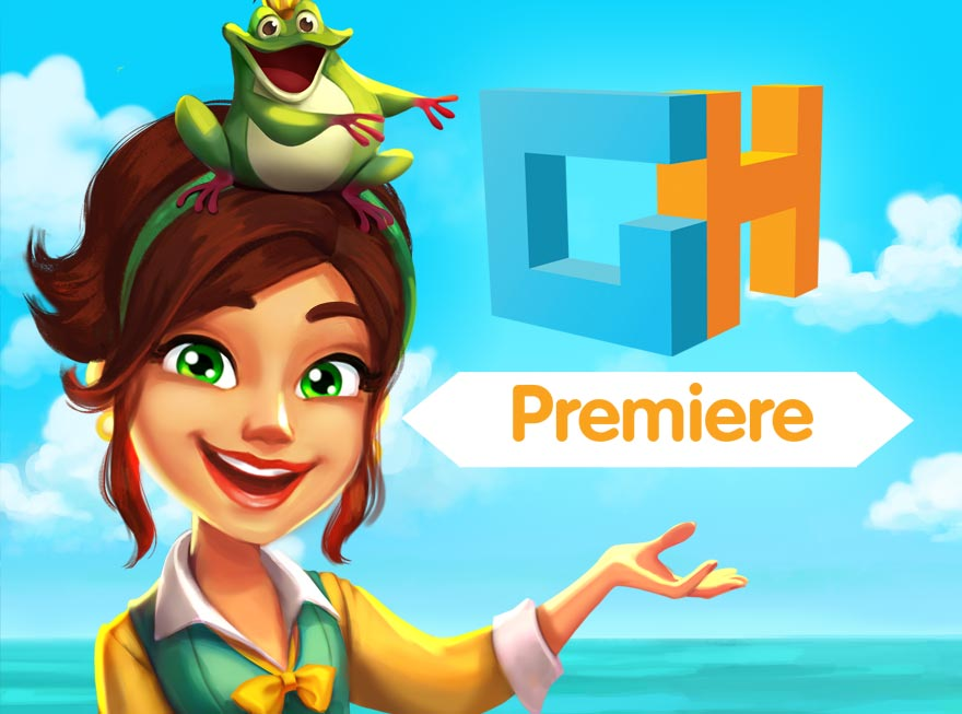Summer is Here – Meet 5 New Exclusive Games and a Surprise!