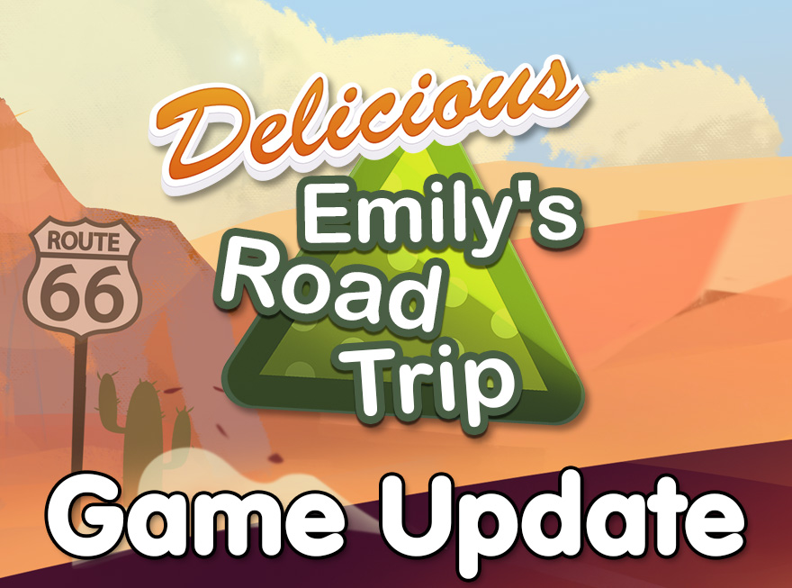 How to Update Delicious – Emily's Road Trip on PC