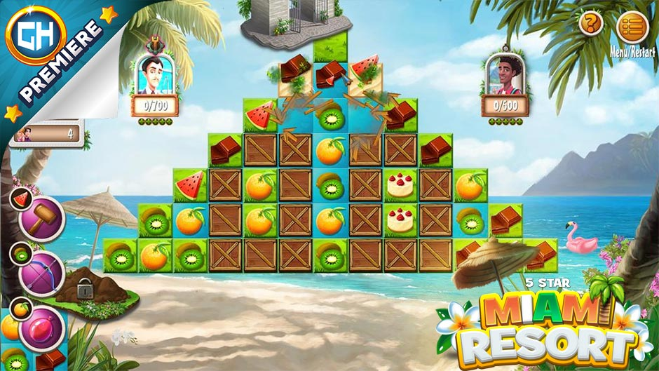 5 Star Miami Resort - GameHouse Premiere Exclusive