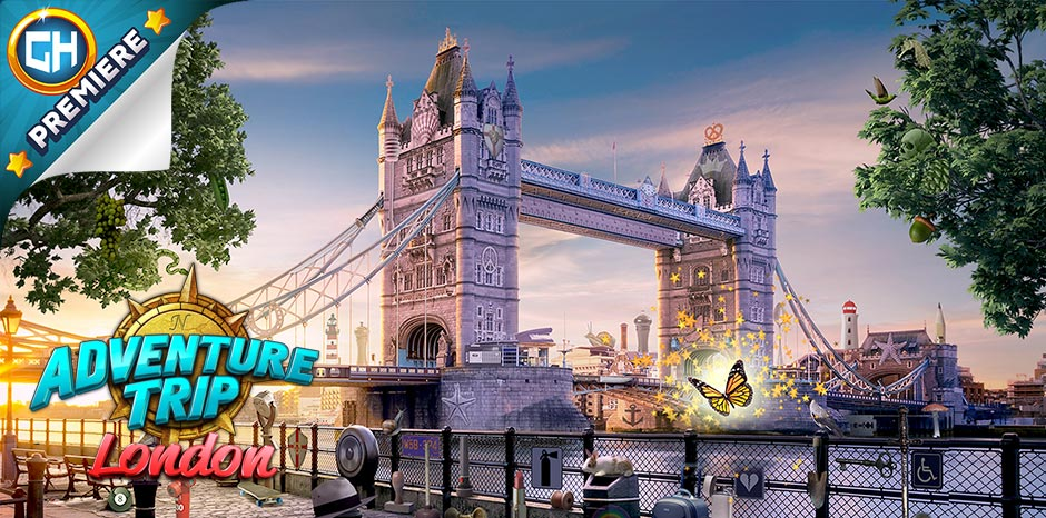 Adventure Trip - London - GameHouse Premiere Exclusive