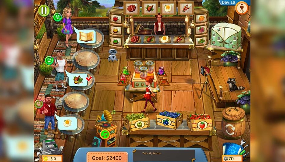 Cooking Trip Collector's Edition - GameHouse