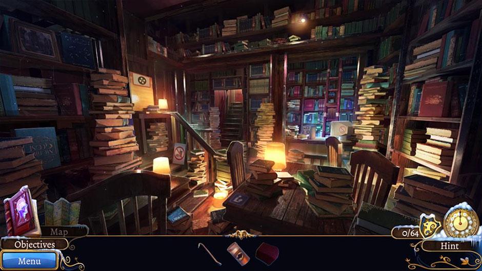 Dreamwalker - Never Fall Asleep - GameHouse