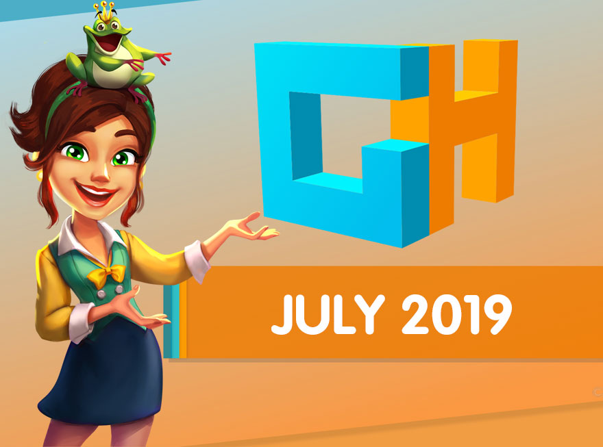 The Summer of Exclusives Continues! GameHouse Monthly Recap