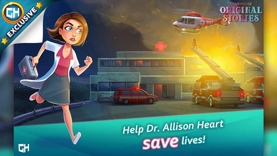 Heart's Medicine - Hospital Heat - GameHouse Exclusive