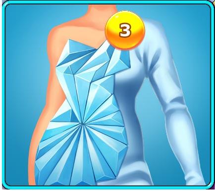 Fabulous - New York to LA Official Walkthrough - Assemble the Dress Minigame