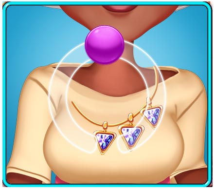 Fabulous - New York to LA Official Walkthrough - Hinge the Necklace Minigame