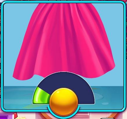 Fabulous - New York to LA Official Walkthrough - Shorten the Skirt Minigame