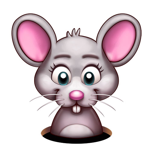 GameHouse Original Stories - Carl the Mouse