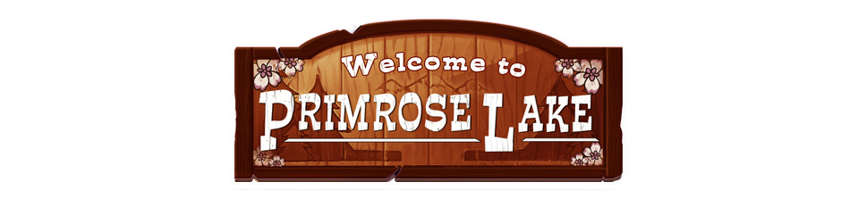 Welcome to Primrose Lake Official Walkthrough - Signpost Art - GameHouse