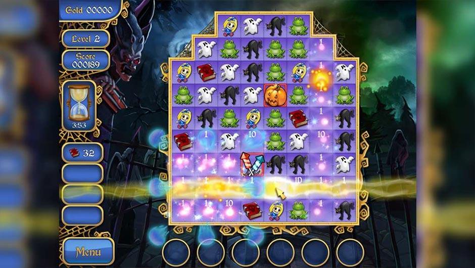 Spooky Bonus - GameHouse