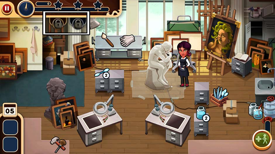 Detective Jackie - Mystic Case - Official Walkthrough - How to Unlock Objectives
